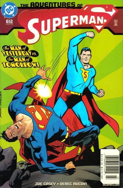 Adventures of Superman Vol 1 612