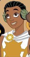 Apollo DC Super Hero Girls 001