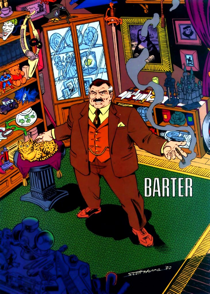 Barter (New Earth)