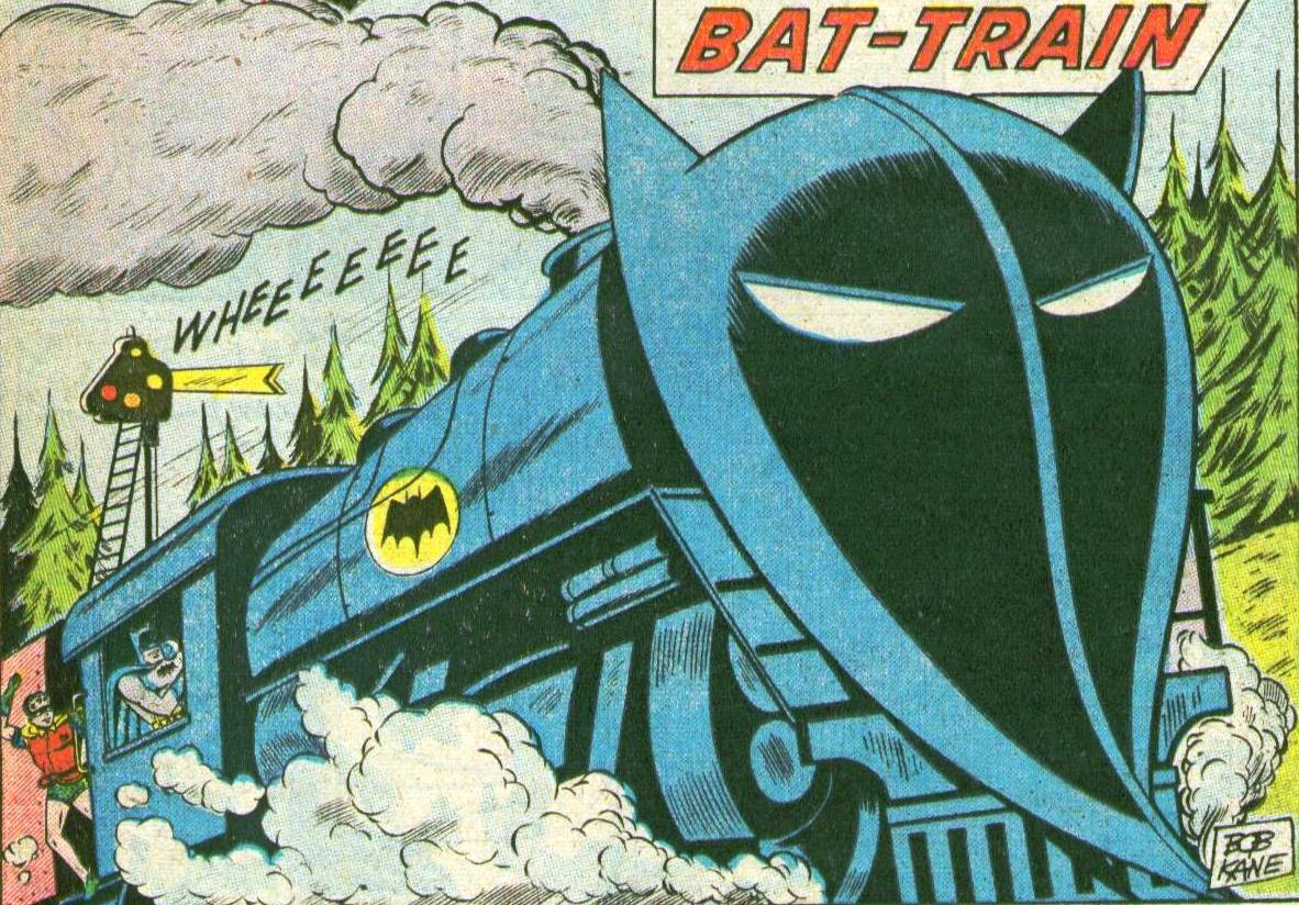 Bat-Train