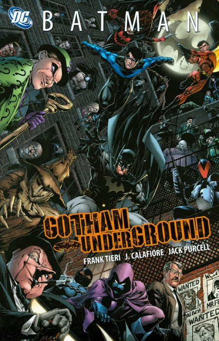 Batman: Gotham Underground (Collected)