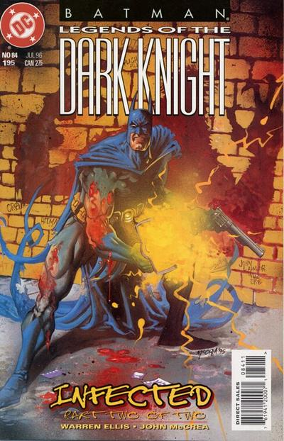 Batman: Legends of the Dark Knight Vol 1 84