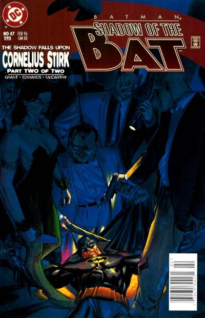 Batman: Shadow of the Bat Vol 1 47