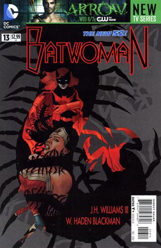 Batwoman Vol 2 13