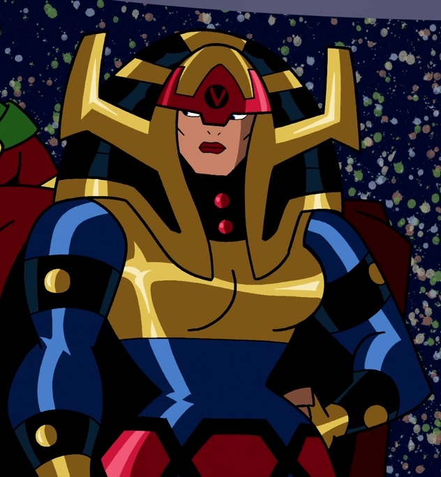 Big Barda (The Brave and the Bold)