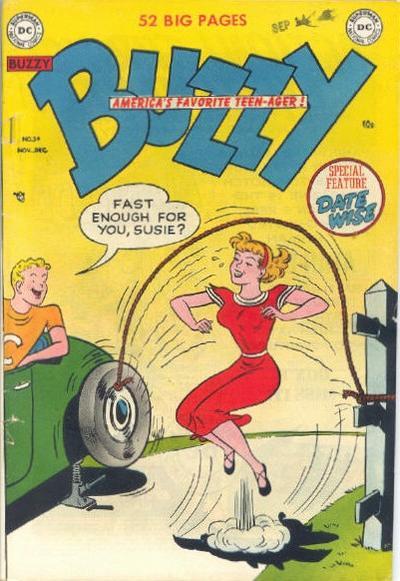 Buzzy Vol 1 34