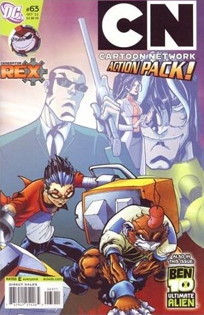 Cartoon Network Action Pack Vol 1 63
