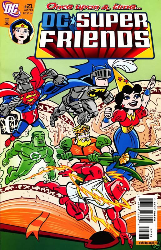 DC Super Friends Vol 1 21