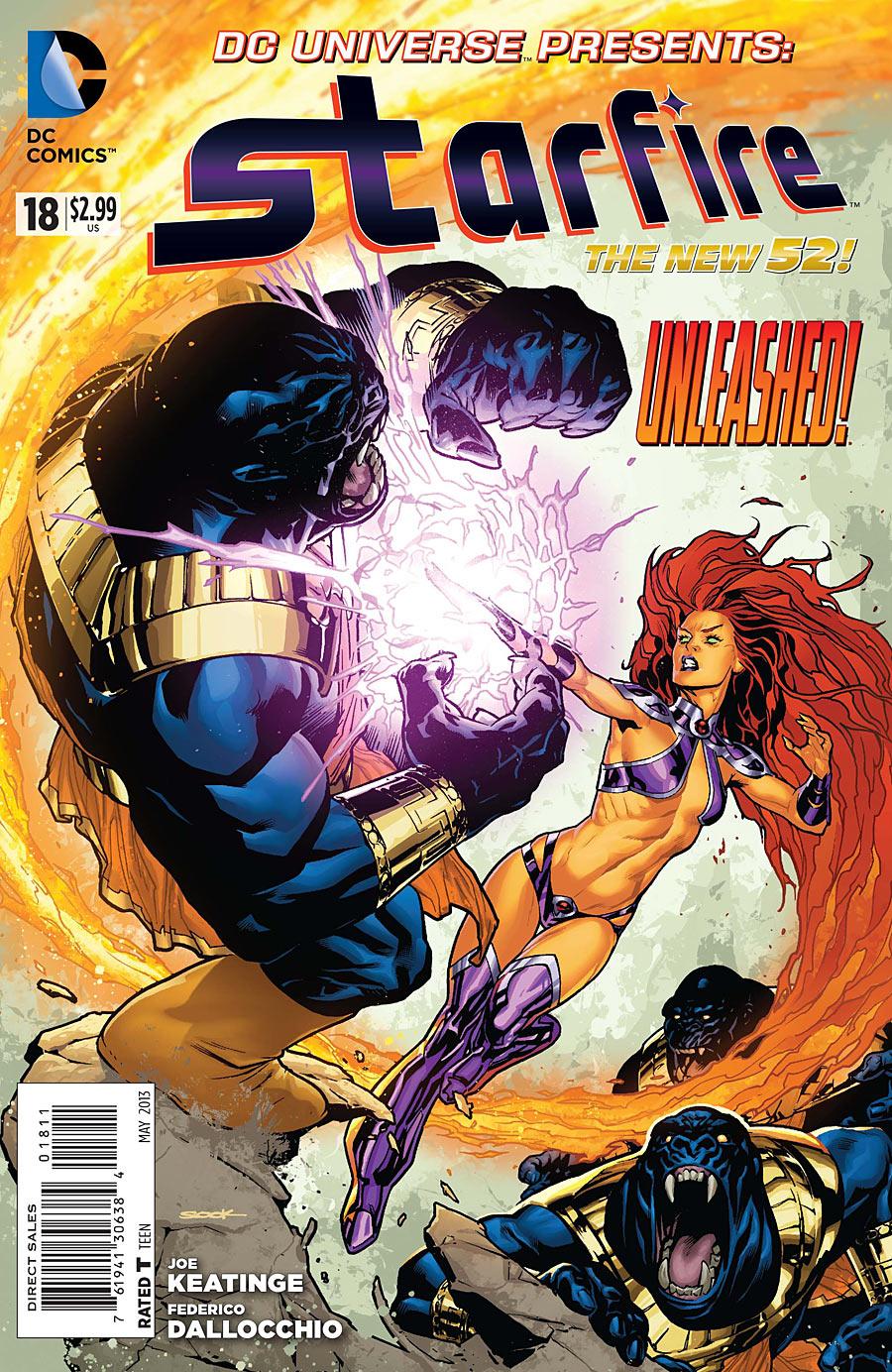 DC Universe Presents Vol 1 18