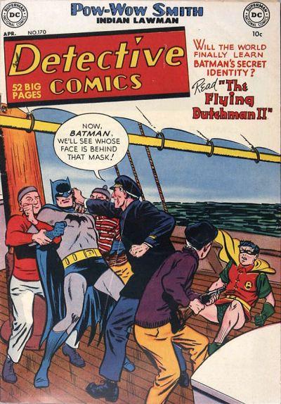 Detective Comics Vol 1 170