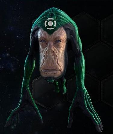 Galius Zed (Green Lantern Movie)