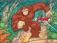 Gorilla Grodd Scooby-Doo Team-Up 001