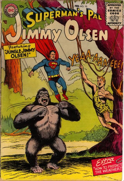 Superman's Pal, Jimmy Olsen Vol 1 10