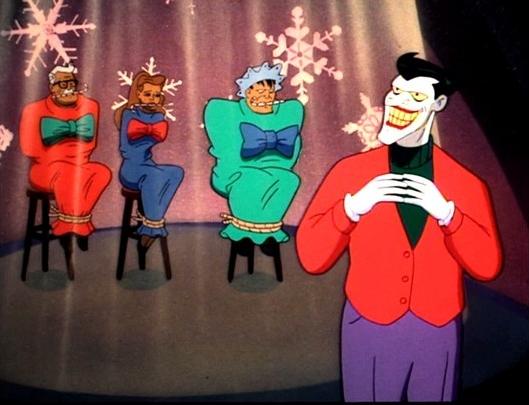 Batman (1992 TV Series) Episode: Christmas with the Joker