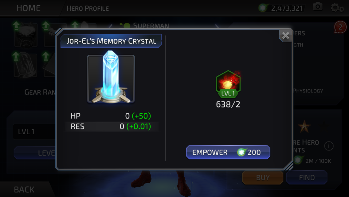 Jor-El (DC Legends)