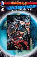 Justice League Futures End Vol 1 1