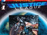 Justice League: Futures End Vol 1 1