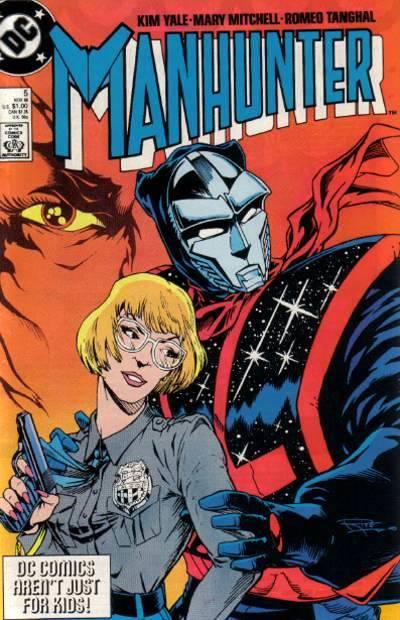 Manhunter Vol 1 5
