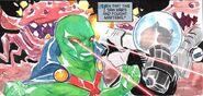 Martian Manhunter Lil Gotham 001