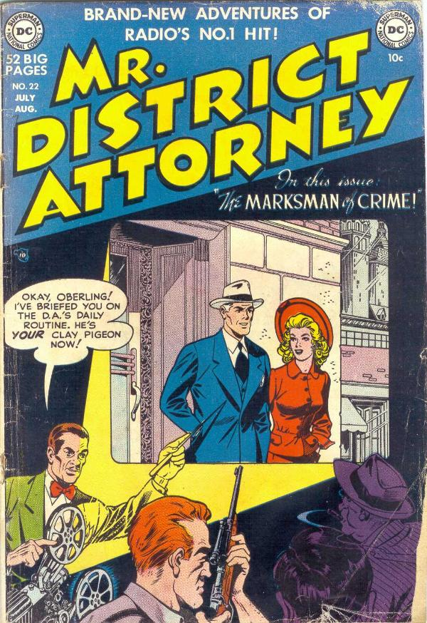 Mr. District Attorney Vol 1 22