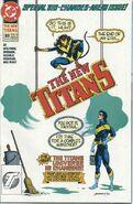 New Teen Titans Vol 2 89