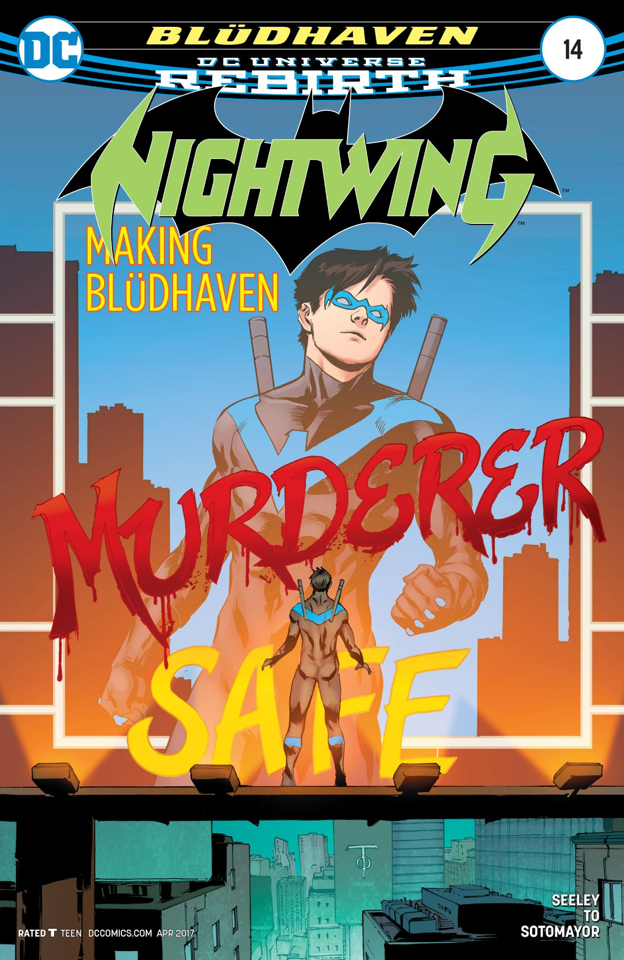 Nightwing Vol 4 14