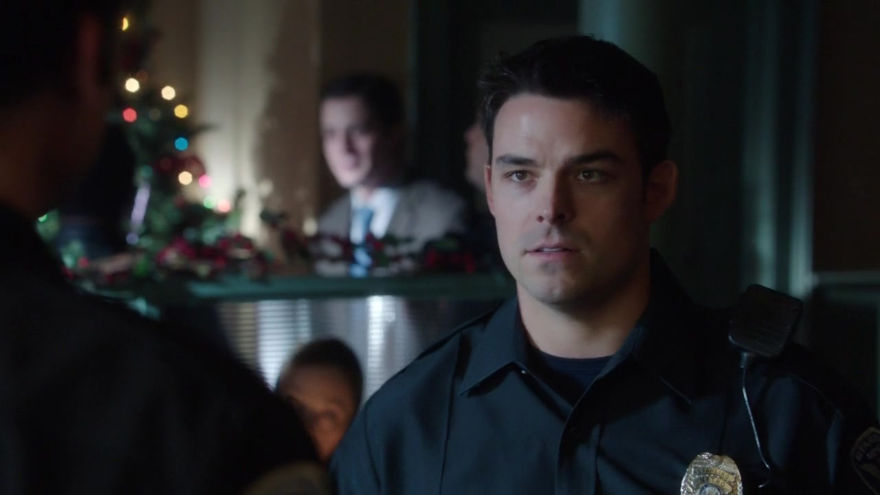 Officer Daily (Arrowverse)