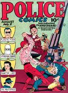 Police Comics Vol 1 1