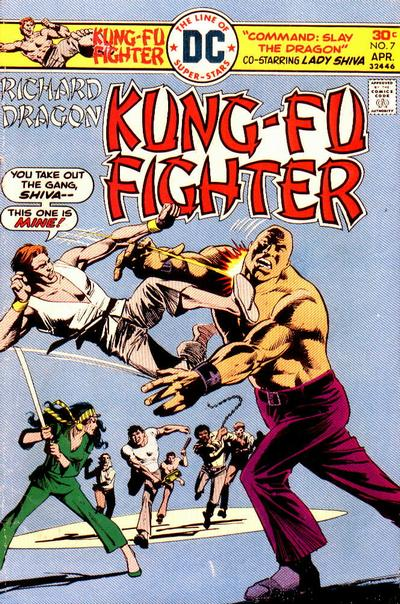 Richard Dragon, Kung-Fu Fighter Vol 1 7