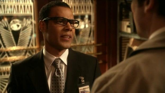 Ronald Troupe (Smallville)