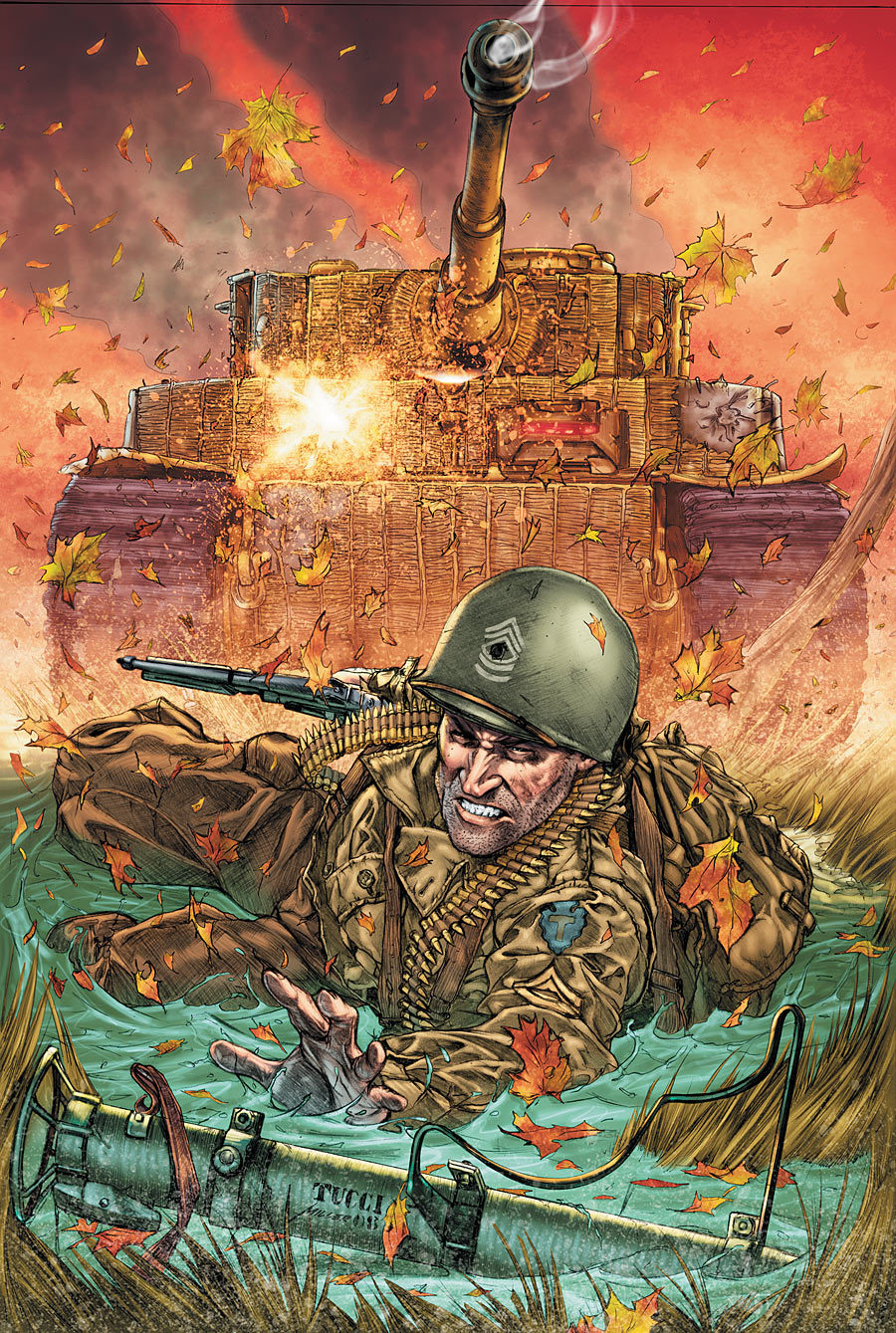 Sgt. Rock: The Lost Battalion Vol 1 4