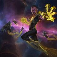 Sinestro Infinite Crisis Game