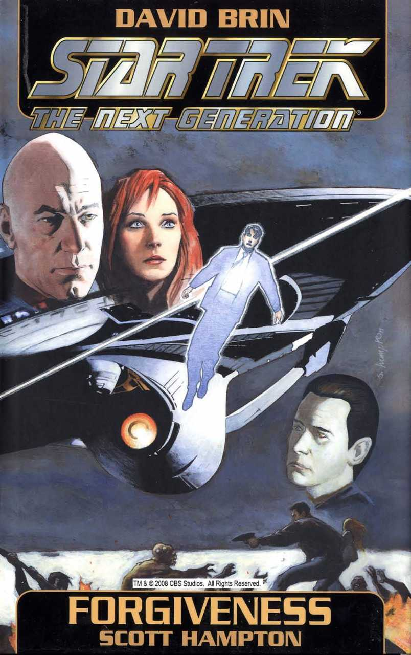 Star Trek: The Next Generation: Forgiveness Vol 1 1