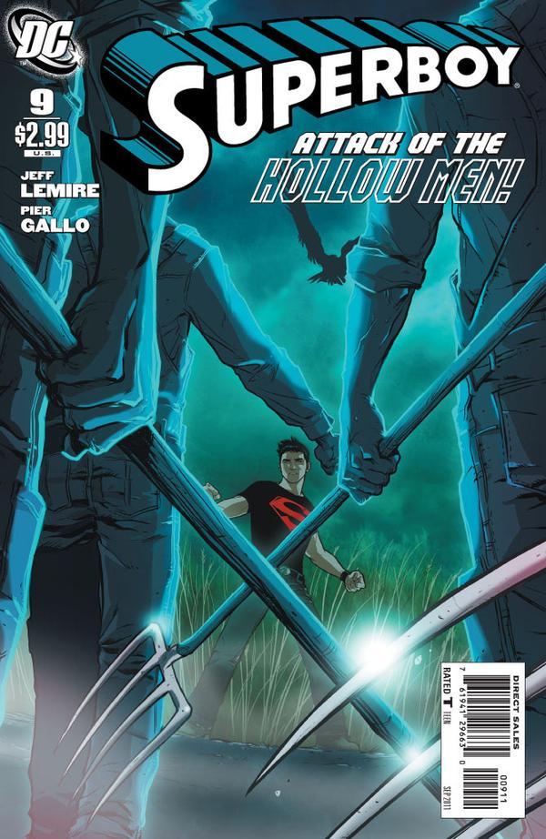 Superboy Vol 5 9