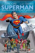 Superman Whatever Happened To The Tomorrow Man TPB