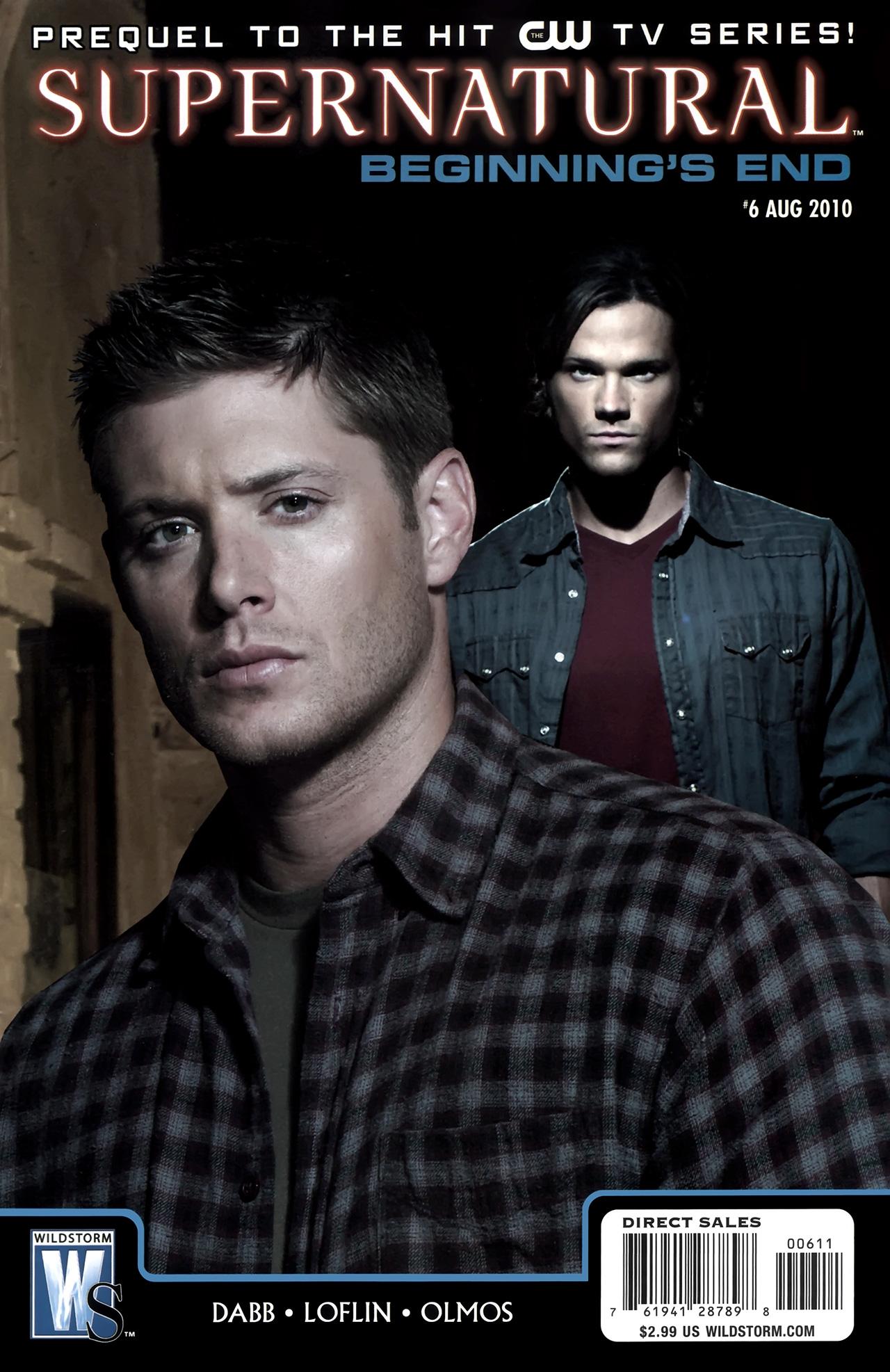 Supernatural: Beginning's End Vol 1 6