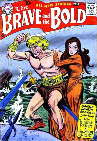 The Brave and the Bold Vol 1 16