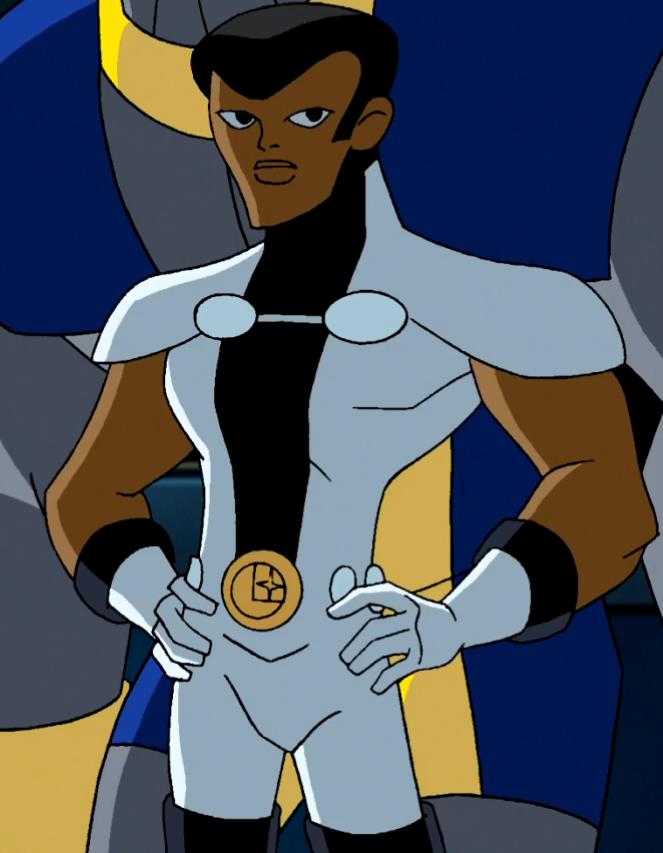 Troy Stewart (Legion of Super-Heroes TV Series)