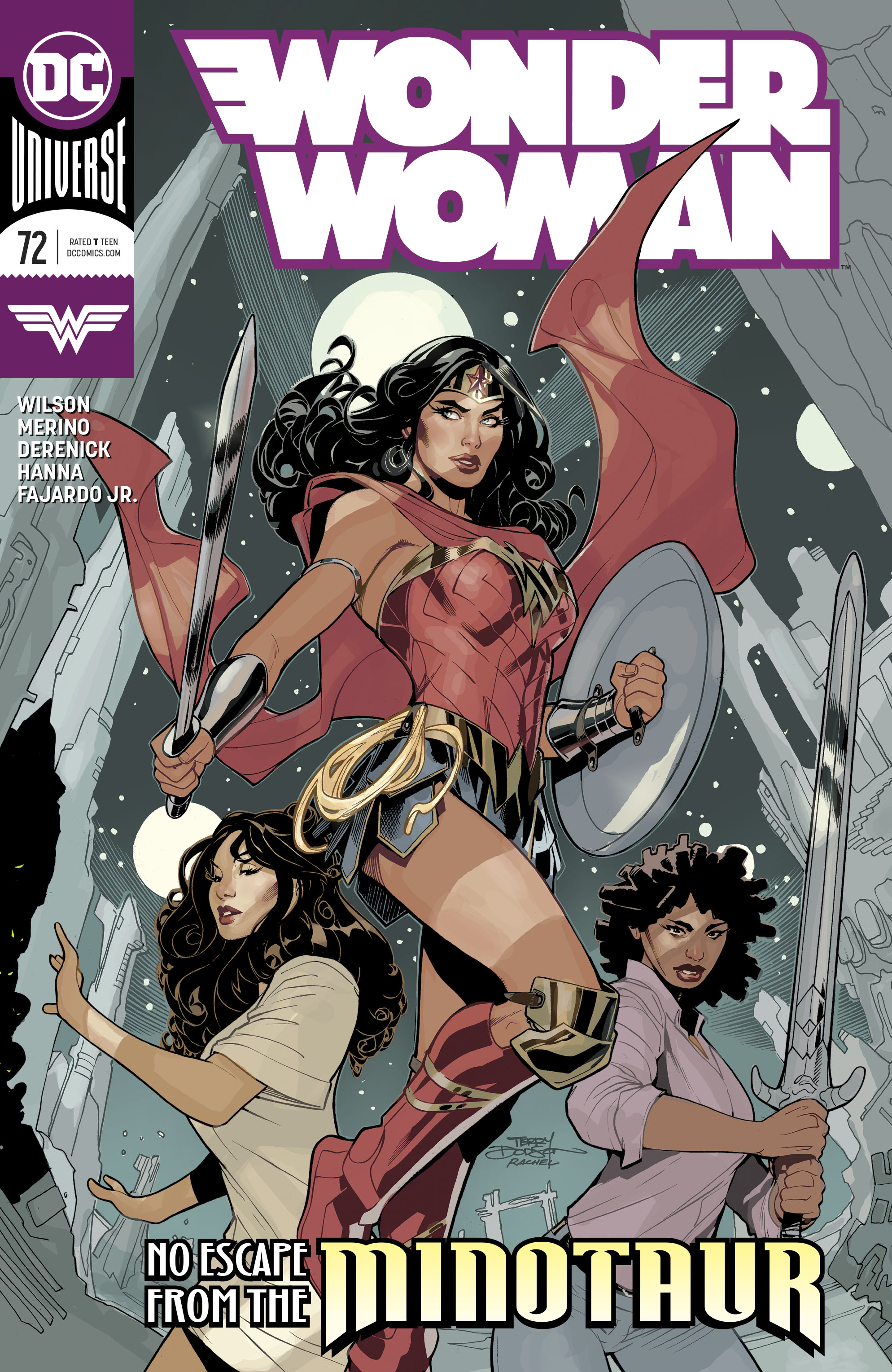 Wonder Woman Vol 5 72