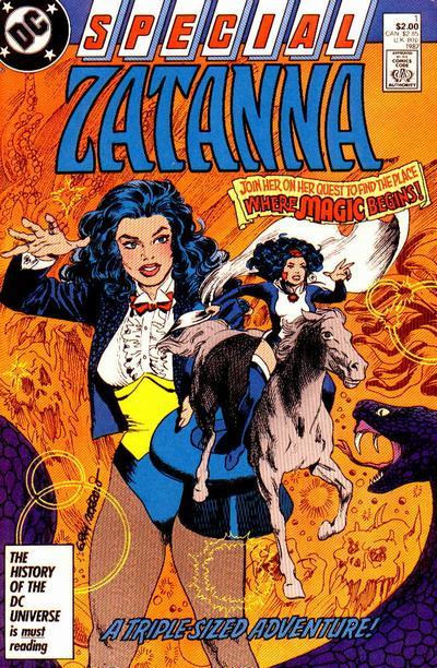Zatanna Special Vol 1 1