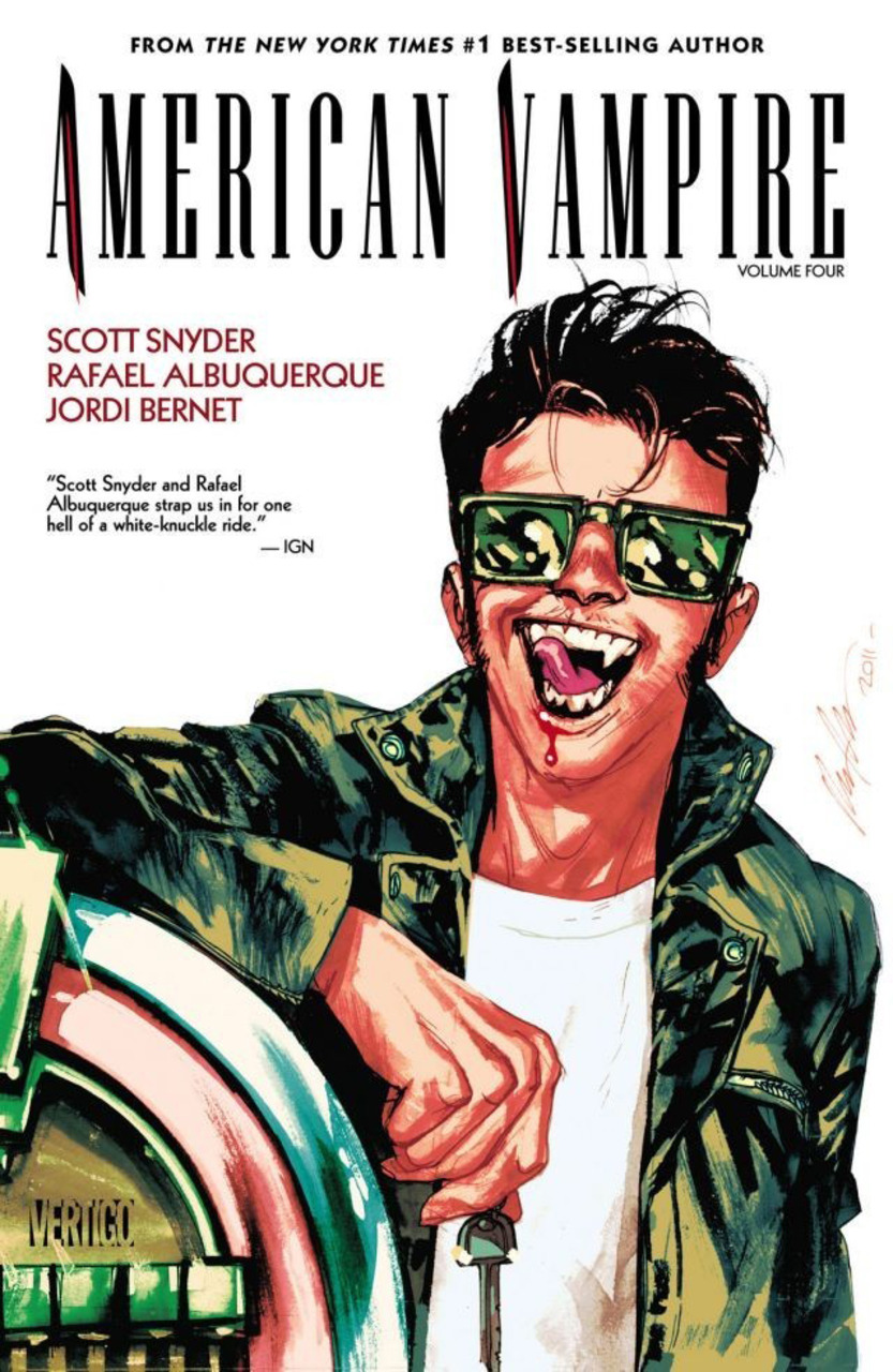 American Vampire: Vol. 4 (Collected)
