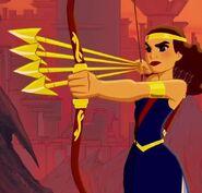 Artemiz DC Super Hero Girls 0001