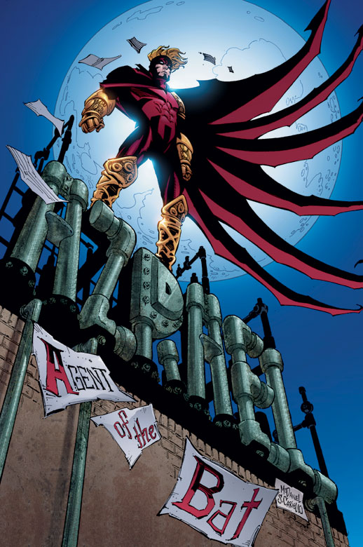 Azrael: Agent of the Bat Vol 1 85