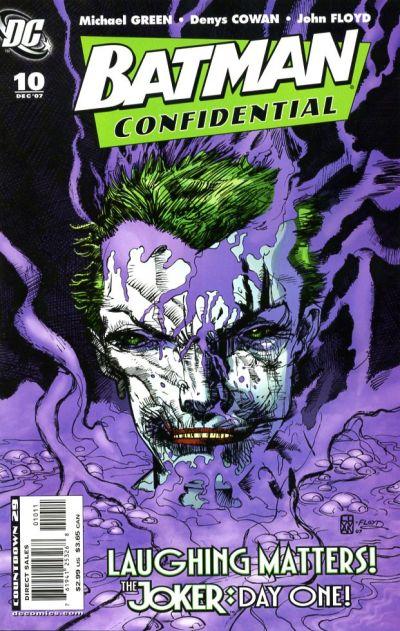 Batman Confidential Vol 1 10
