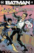 Batman Prelude to the Wedding Batgirl vs. The Riddler Vol 1 1