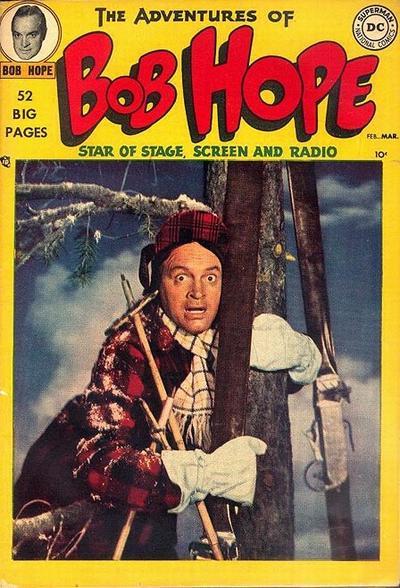 Adventures of Bob Hope Vol 1