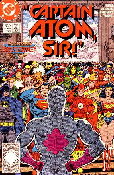 Captain Atom Vol 2 24