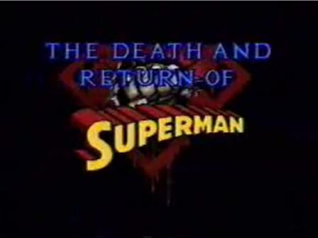 The Death and Return of Superman (Video Game)