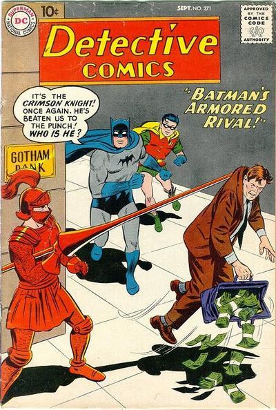 Detective Comics Vol 1 271