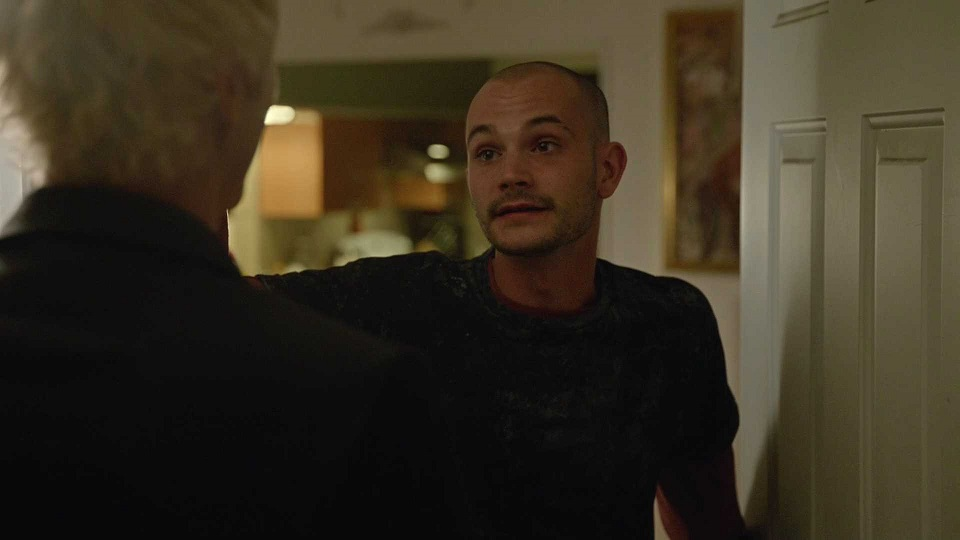 Donald Eberhard (iZombie TV Series)